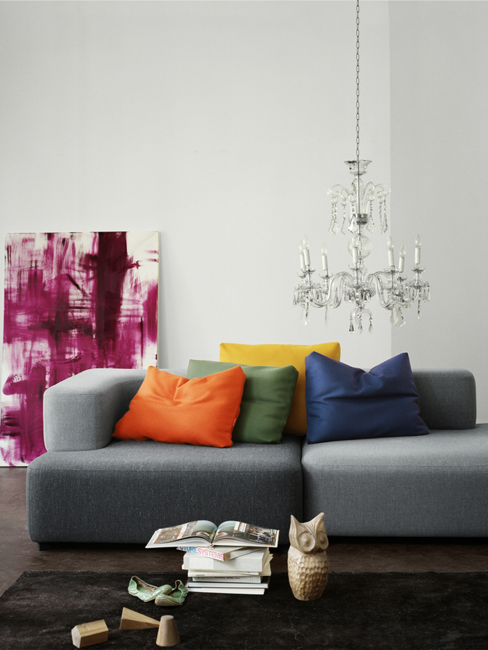 Sofa series by Piero Lissoni