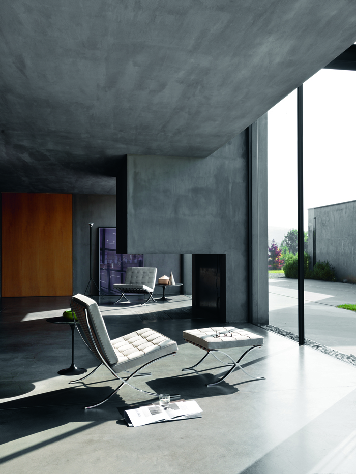 Knoll_Barcelona Chair